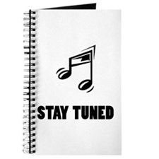 Stay Tuned Journal