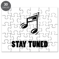 Stay Tuned Puzzle