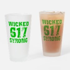 Wicked 617 Strong Drinking Glass