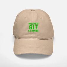 Wicked 617 Strong Baseball Baseball Baseball Cap