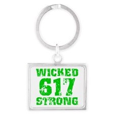 Wicked 617 Strong Keychains