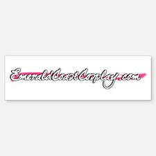 EmeraldCoastCosplay.com Bumper Bumper Bumper Sticker