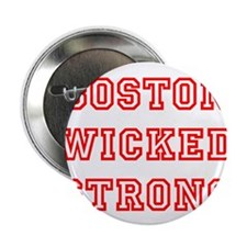 "Wicked Strong 2.25"" Button (10 pack)"