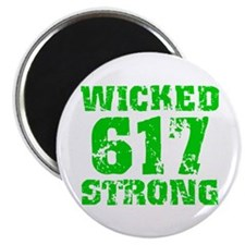 """Wicked 617 Strong 2.25"""" Magnet (100 pack)"""