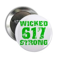 """Wicked 617 Strong 2.25"""" Button"""