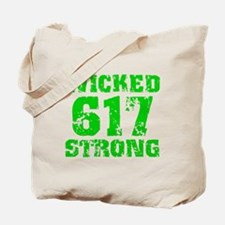 Wicked 617 Strong Tote Bag