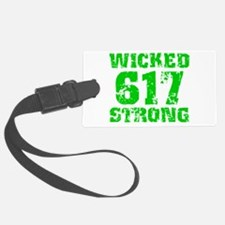 Wicked 617 Strong Luggage Tag