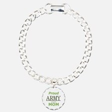 Proud ARMY Mom Bracelet