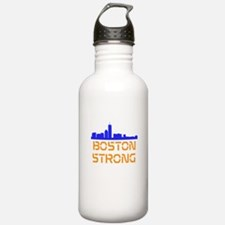 Boston Strong Skyline Water Bottle