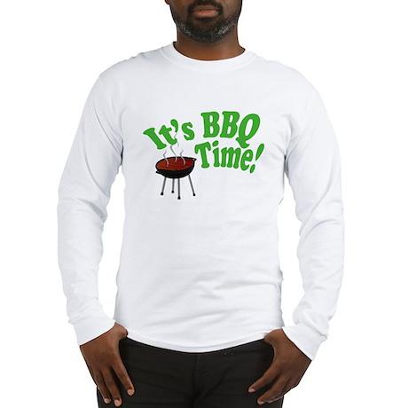 It's BBQ Time! Long Sleeve T-Shirt