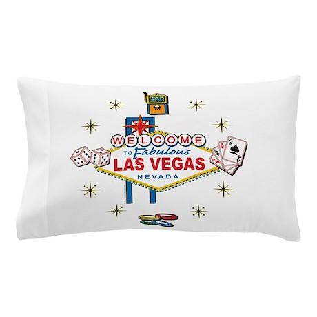 Welcome to Fabulous Las Vegas Pillow Case