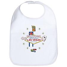 Welcome to Fabulous Las Vegas Bib