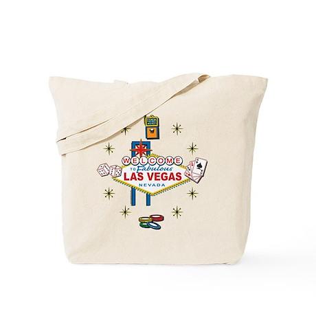 Welcome to Fabulous Las Vegas Tote Bag