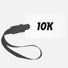 10K Luggage Tag