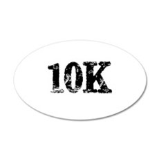 10K Wall Decal