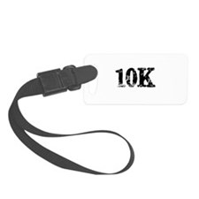 10K Luggage Tag