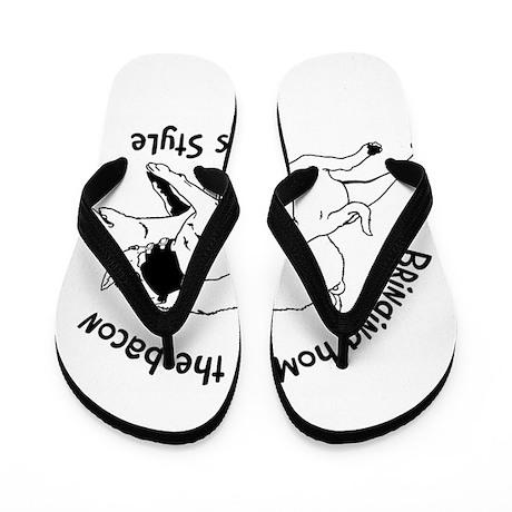 Bacon 2 Flip Flops