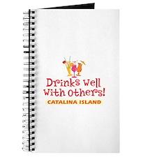 Catalina Island-Drinks Well Journal