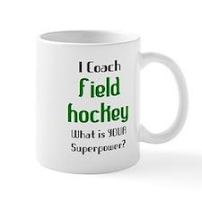 i coach field hockey Mug
