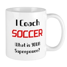 i coach soccer Mug