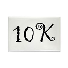 10K Rectangle Magnet (10 pack)