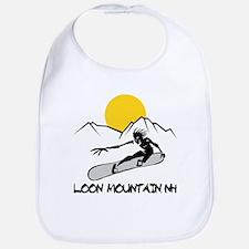 Loon Mountain Snowboarding Bib