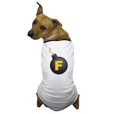 F-Bomb Dog T-Shirt