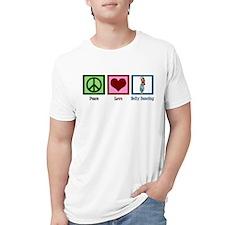 Polar Bear at Play T-Shirt