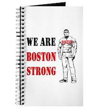 Boston Strong Flag Journal