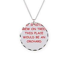 idiots Necklace