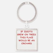 idiots Keychains