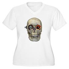 Wingnut Gearhead Plus Size T-Shirt
