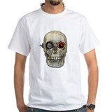 Gearhead Mens White T-shirts