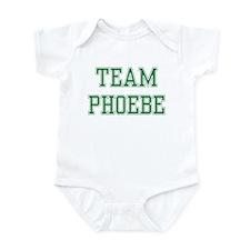 TEAM PHOEBE  Infant Bodysuit