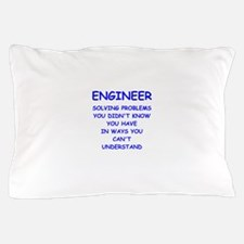 ENGINEER Pillow Case
