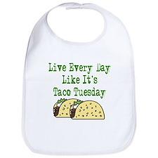 Taco Tuesday Bib