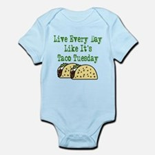 Taco Tuesday Infant Bodysuit