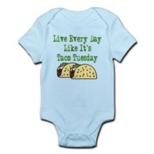 Taco Tuesday Onesie