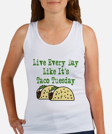 Taco Tuesday Women's Tank Top
