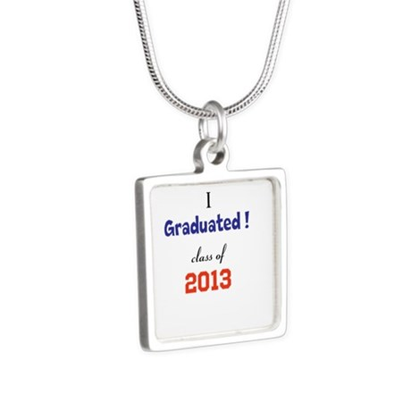 I Graduated! Class of 2013 Necklaces