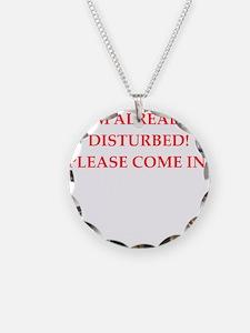 disturbed Necklace