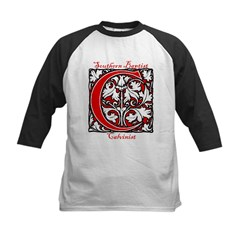 The Scarlet Letter Tee