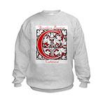 The Scarlet Letter Kids Sweatshirt