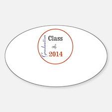Graduation Class of 2014 Decal