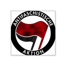 Antifa Logo Sticker