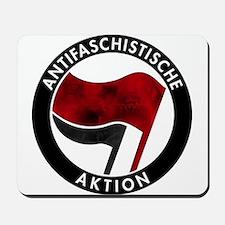 Antifa Logo Mousepad