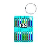 Nursing student keychain Rectangle