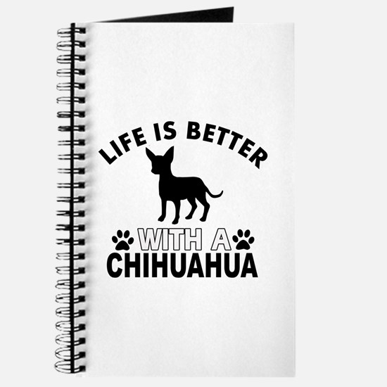Chihuahua vector designs Journal