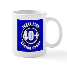 FortyPlusFMug Mugs
