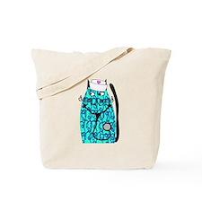 nurse cat 1 Tote Bag